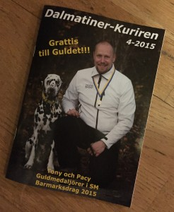 Dalmatiner Kuriren 4 2015